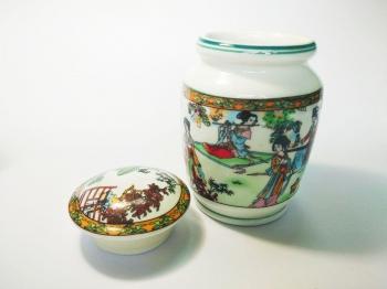 Банка для чая фарфор [400 мл]