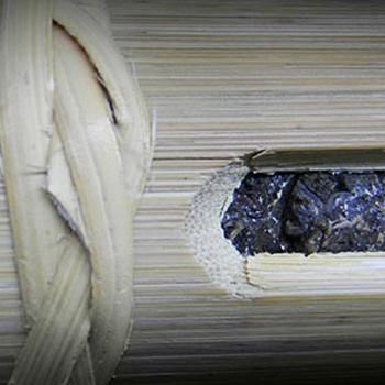 Подарочный шен пуэр в бамбуке [500 грамм]