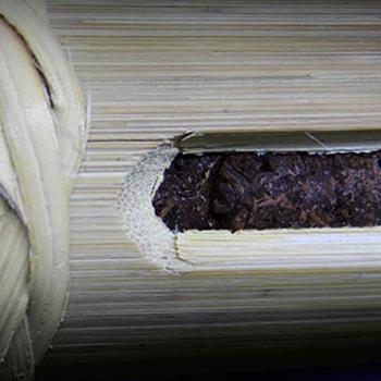 Подарочный шу пуэр в бамбуке